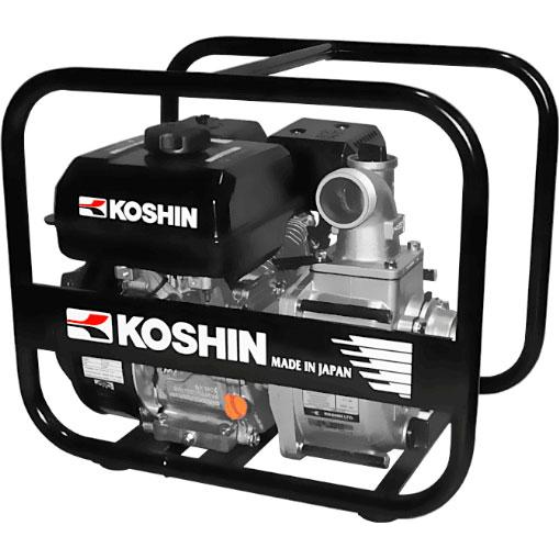 Pompy spalinowe – motopompy KOSHIN (silnik HONDA)