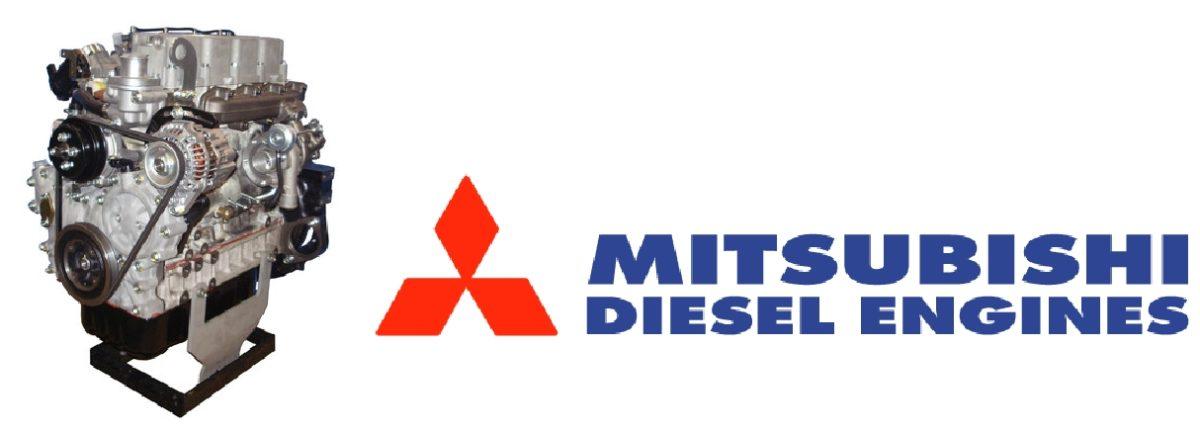 Części zamienne i przemysłowe silniki MITSUBISHI w ofercie MEKtechnik