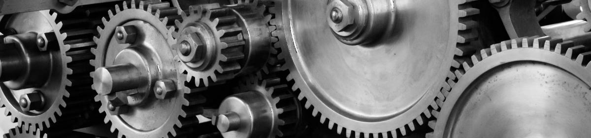 Maszyny, silniki, hydraulika siłowa